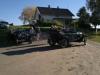 Standsmessig kjøretøy på Mikkel og Erik