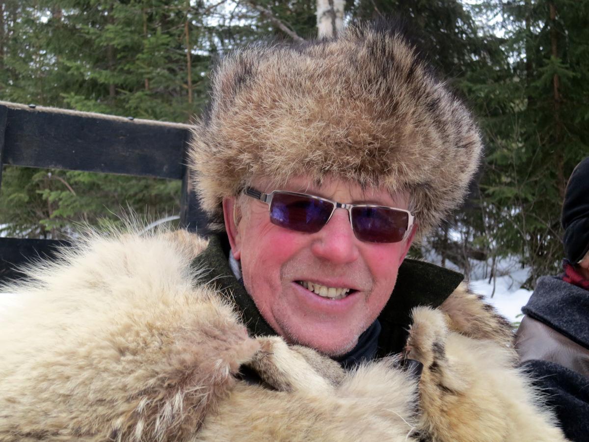 Mikkel Dobloug fra Furnes. Foto: Karine Bogsti