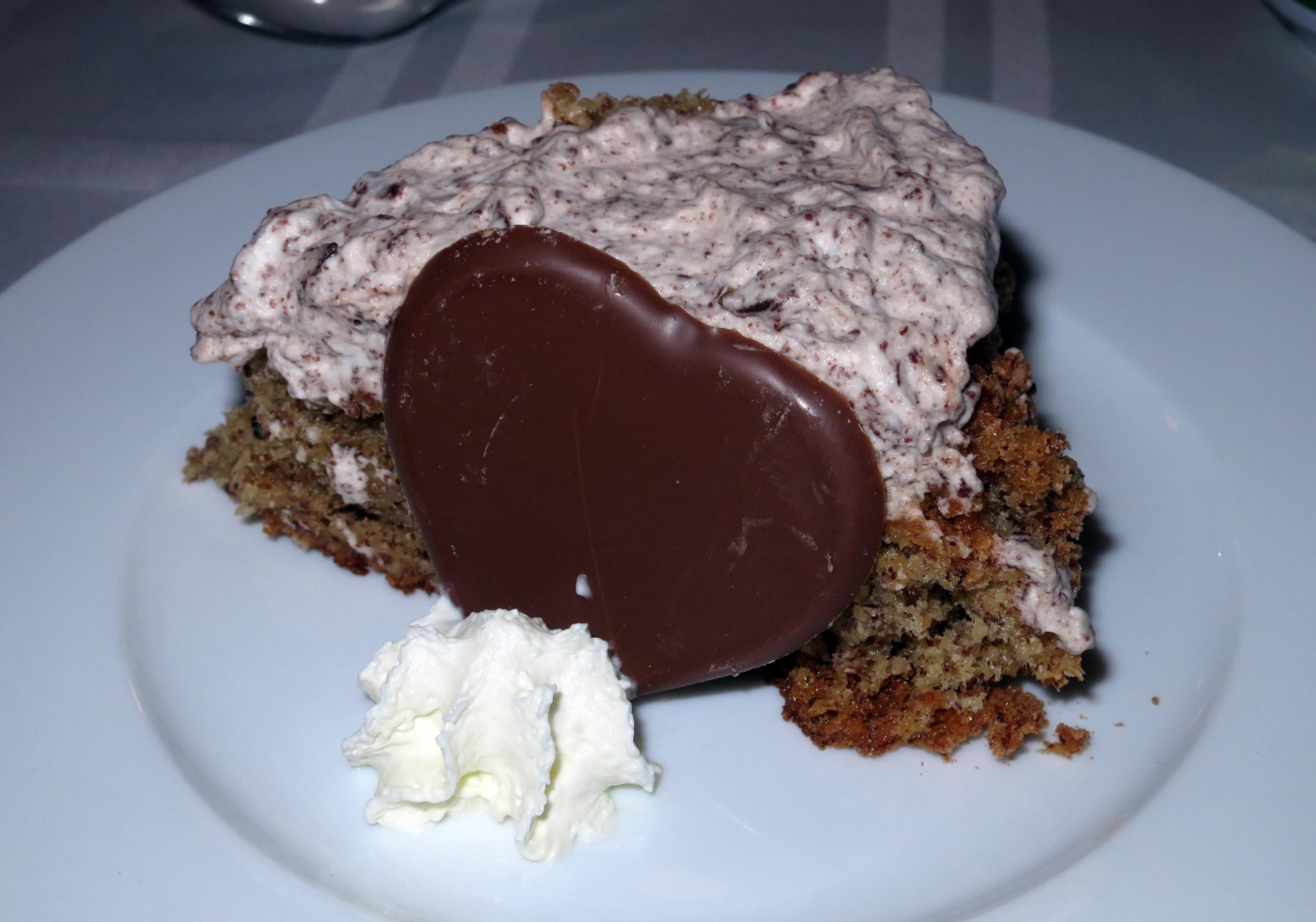 Mmm, dessert. Foto: Karine Bogsti