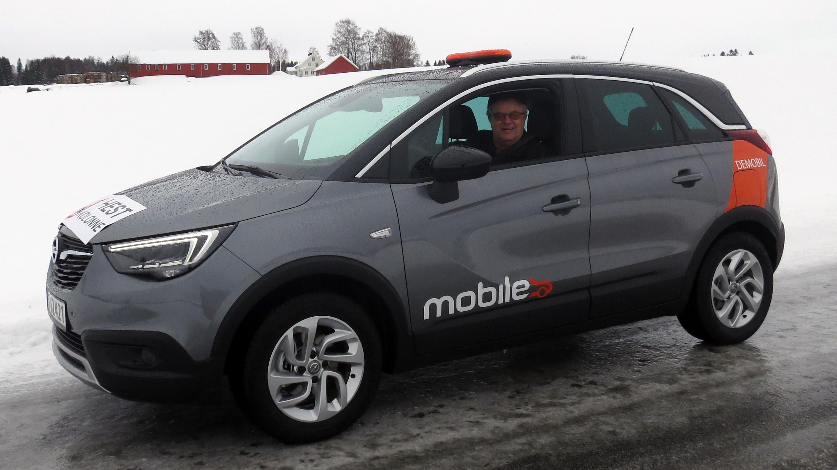 Mobile Storhamar – sørje før trafikksikkerheten, og DÆ æ viktig